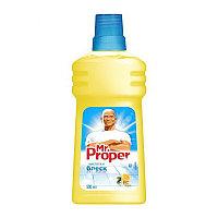 """Средство для мытья полов Mr.Proper 500мл.""""Лимон"""""""