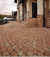 Брусчатка, тротуарная плитка, ступени, фото 1