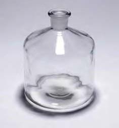 Бутыль стеклянная для флакон-диспенсеров и цифровых бюреток, V-2000 мл, шлиф 29/32 (MBL)