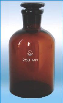 Штангласс из темного стекла с узким горлом (1000 мл)