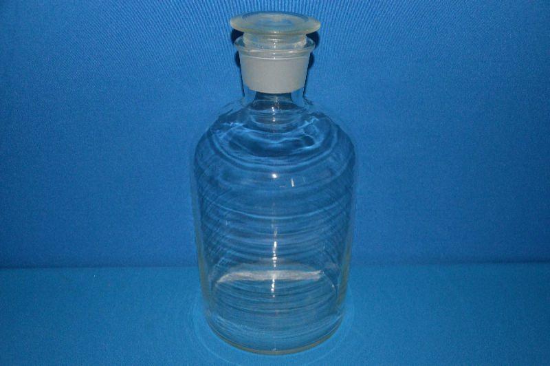 Бутыль для химреактивов со стеклянной пробкой (10л)