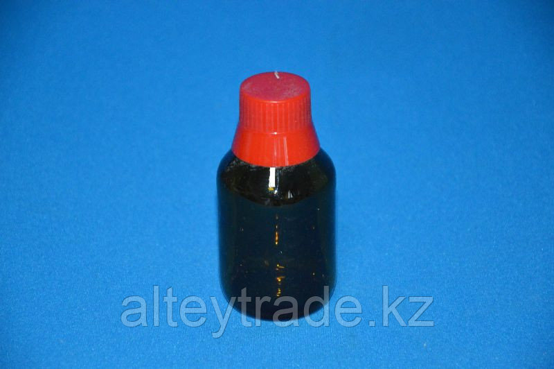 Бутыль темная для флакон-диспенсеров и цифровых бюреток, V-100 мл, GL 28 (VITLAB)