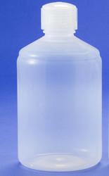 Бутыль фторопластовая, V-2000 мл, прозрачная, винт.крышка GL 45 (PFА) (Savillex)