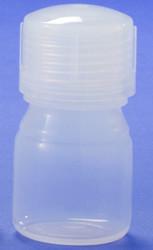 Бутыль фторопластовая, V-100 мл, прозрачная, винт.крышка GL 45 (FEP) (Savillex)
