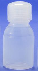 Бутыль фторопластовая, V-250 мл, прозрачная, винт.крышка GL 45 (FEP) (Savillex)