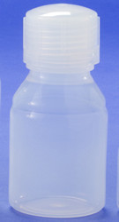 Бутыль фторопластовая, V-500 мл, прозрачная, винт.крышка GL 45 (FEP) (Savillex)
