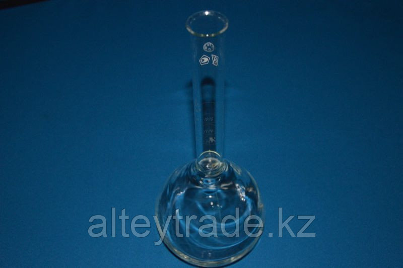 Колба с градуированной горловиной для контроля полноты налива бутылок (750 мл)