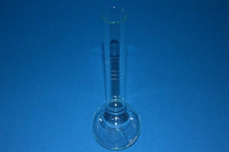Колба с градуированной горловиной для контроля полноты налива бутылок (330 мл)
