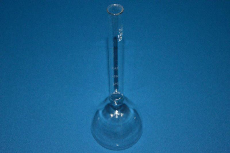 Колба с градуированной горловиной для контроля полноты налива бутылок (250 мл)