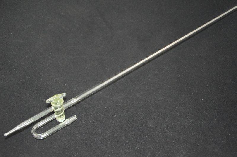 Бюретка с двухходовым краном 1-4-2-50 мл, цена дел. 0,1, (ГОСТ 29251-91)