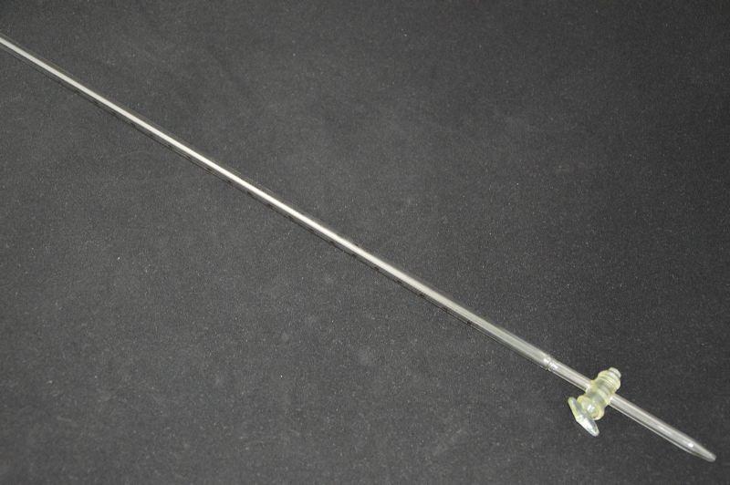 Бюретка с краном 1-1-2-10 мл, цен.дел.0,05 (ГОСТ 29251-91)