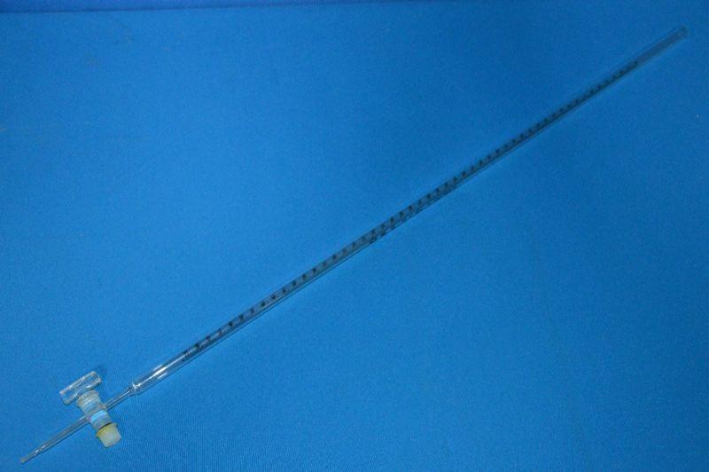 Бюретка с краном 1-1-2-25 мл, цен.дел. 0,1 (ГОСТ 29251-91)