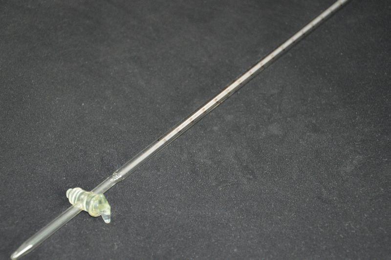 Бюретка с краном 1-1-2-100 мл, цен.дел. 0,2 (ГОСТ 29251-91)