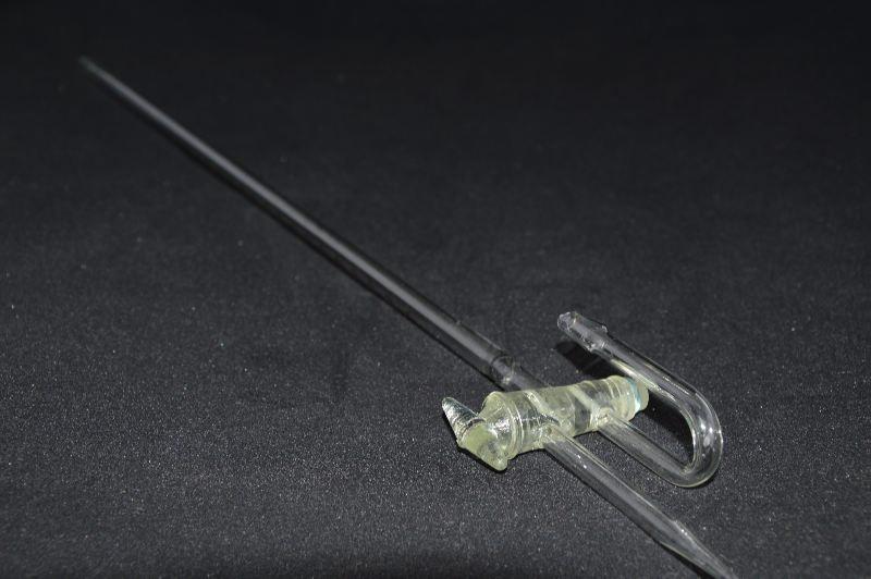 Бюретка с двухходовым краном 1-4-2-10 мл, цена дел. 0,05, (ГОСТ 29251-91)