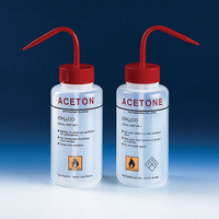 """Промывалка с надписью """"АЦЕТОН"""", с выпускным клапаном V=250 мл Sigma-Aldrich"""