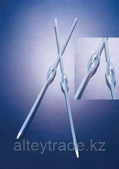 Пипетка Мора 25 мл, полипропилен, класс В (РР) (Azlon)