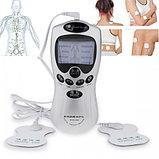 Электронный импульсный массажер миостимулятор Digital Therapy Machine st-688 (2 насадки), фото 4