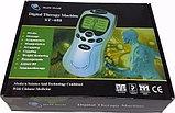 Электронный импульсный массажер миостимулятор Digital Therapy Machine st-688 (2 насадки), фото 6
