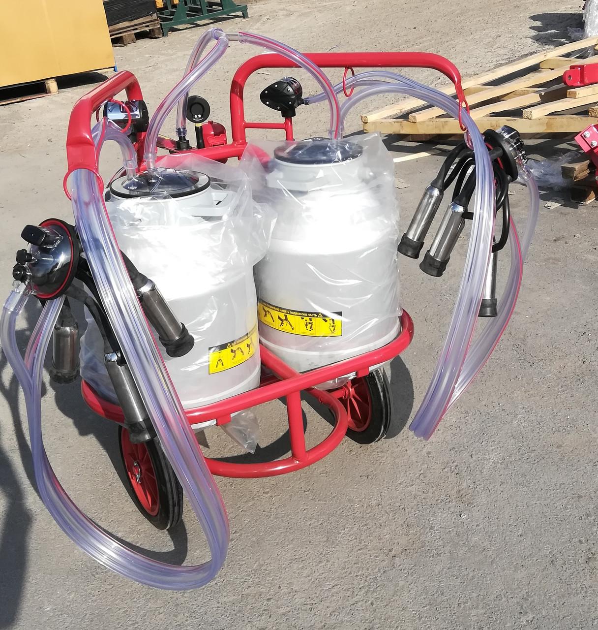 Доильный аппарат Arden ARD-2200 сухого типа 30 лит