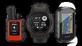 GPS навигаторы, эхолоты, GPS часы, GPS трекеры