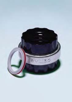 Кольцо уплотнительное d-17 мм для стыкового соединения с резьбой 22 (SVL)
