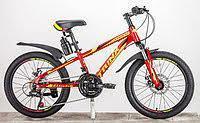 "Велосипед. ZEVS Auan 20"""