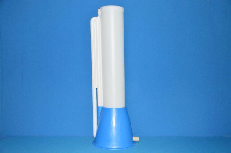 Приспособление для мойки пипеток, d-165 мм, H-1000 мм, материал-полиэтилен (VITLAB)