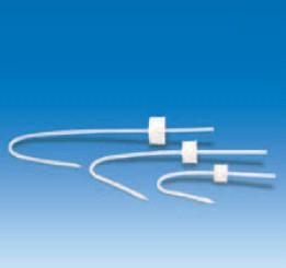 Крышка завинчивающаяся GL45 полипропиленовая с распределительной трубкой для промывалок (РР) (VITLAB)