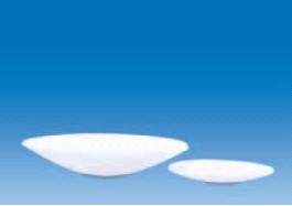Стекло часовое фторопластовое d-50 мм (PTFE) (VITLAB)