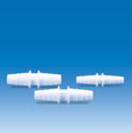 Переходник прямой полипропиленовый для шлангов с внутр.d-5-7 мм (PP) (VITLAB)