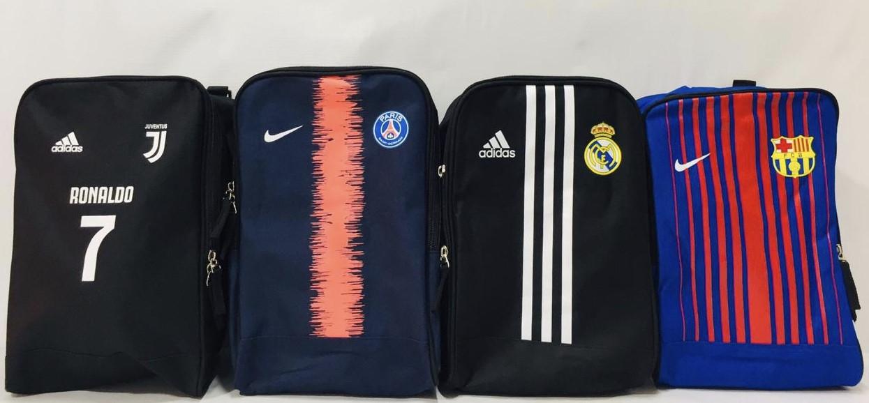 Спортивная сумка-барсетка (клубная)