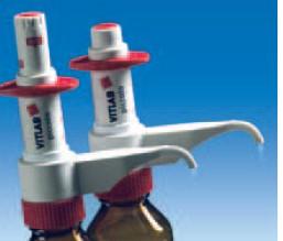 Микродиспенсер piccolo 2, V-500-1000 мкл, GL 28, VITLAB