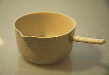 Кастрюля фарфоровая с ручкой №5, 190/100-1500