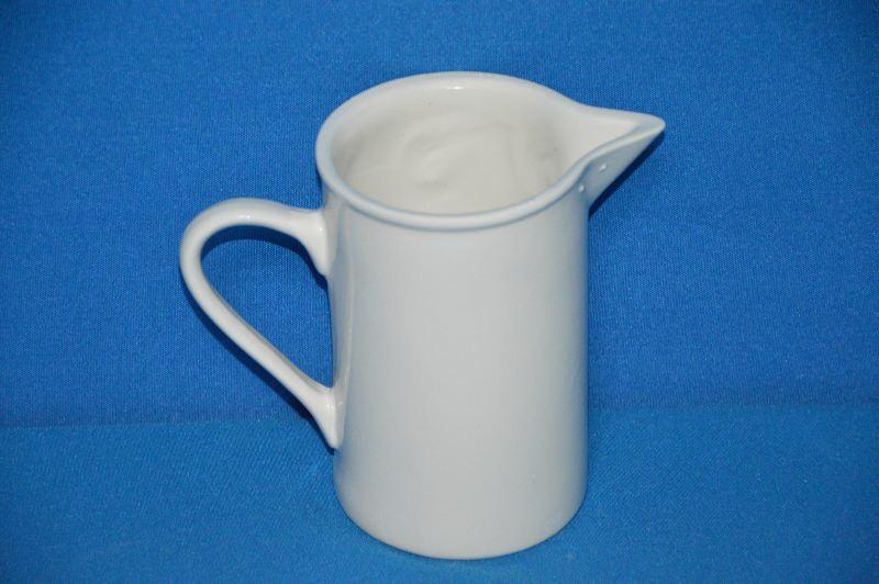 Кружка фарфоровая с носиком №2, 85/135-500