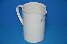Кружка фарфоровая с носиком №3, 105/170-1000