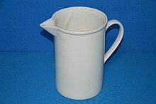 Кружка фарфоровая с носиком №4, 120/195-1500