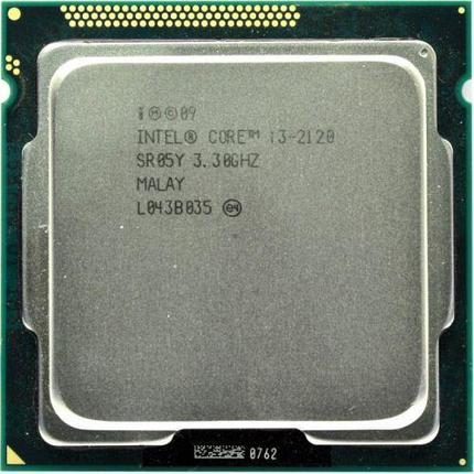 Процессор Intel 1155 i3-2120 3M, 3.30GHz, фото 2