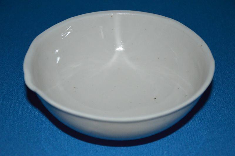 Чашка выпарительная фарфоровая №7, 205/60-850