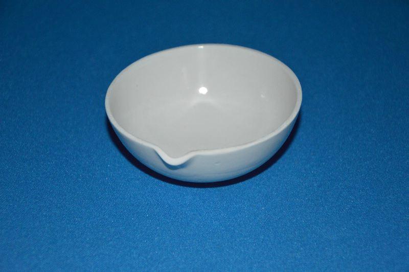 Чашка выпарительная фарфоровая с носиком, 74/30-60