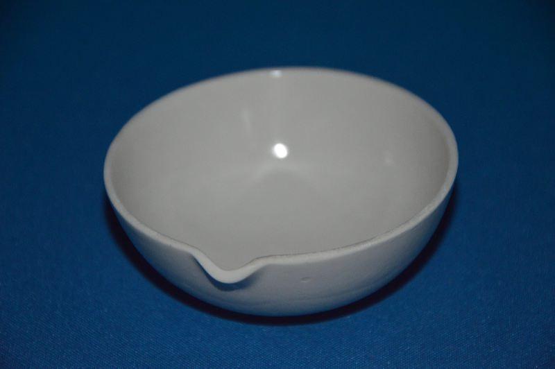 Чашка выпарительная фарфоровая с носиком, 90/35-100