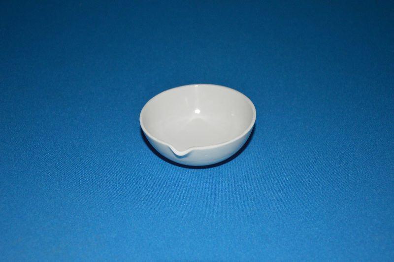 Чашка выпарительная фарфоровая с носиком, 126/52-300