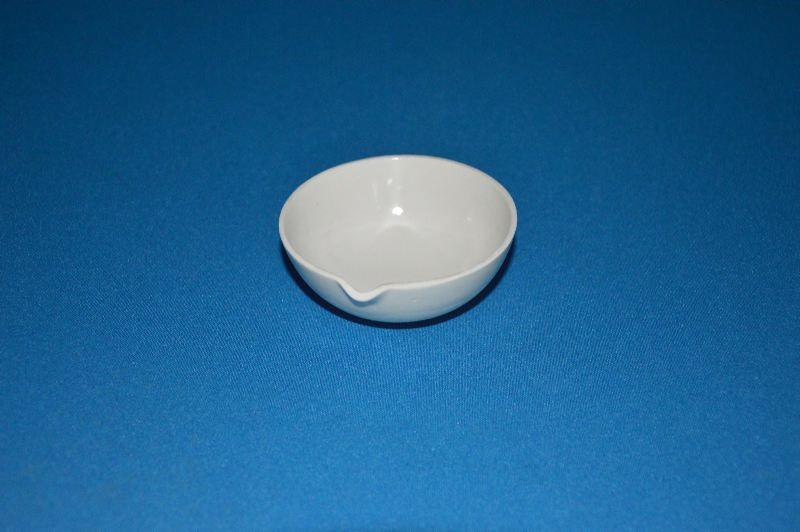 Чашка выпарительная фарфоровая с носиком, 168/58-500
