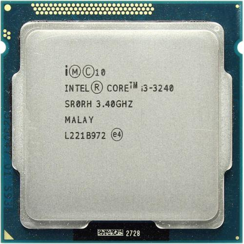 Процессор Intel 1155 i3-3240 3M, 3.40 GHz