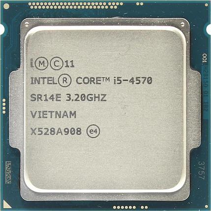 Процессор Intel 1150 i5-4570 6M, 3.20 GHz, фото 2