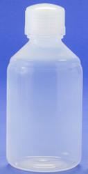Бутыль фторопластовая, V-1000 мл, прозрачная, винт.крышка GL 45 (FEP) (Savillex)