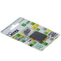 Карта памяти Mirex microSD, 8 Гб, SDHC, класс 10, с адаптером SD