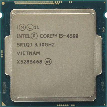 Процессор Intel 1150 i5-4590 6M, 3.30 GHz, фото 2