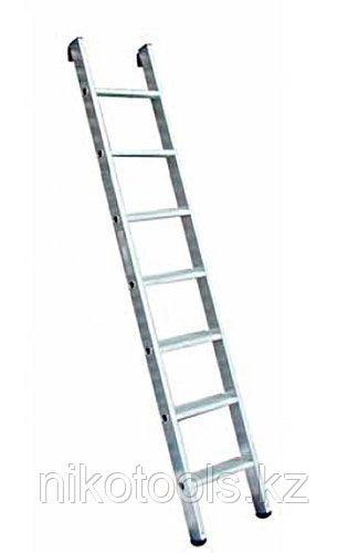 Алюминиевая лестница 1х7 Н=1,95 м (5107)