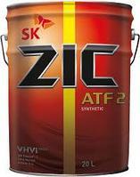 Трансмиссионное масло ZIC ATF 2 20литров