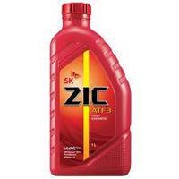 Трансмиссионное масло ZIC ATF 3 1литр